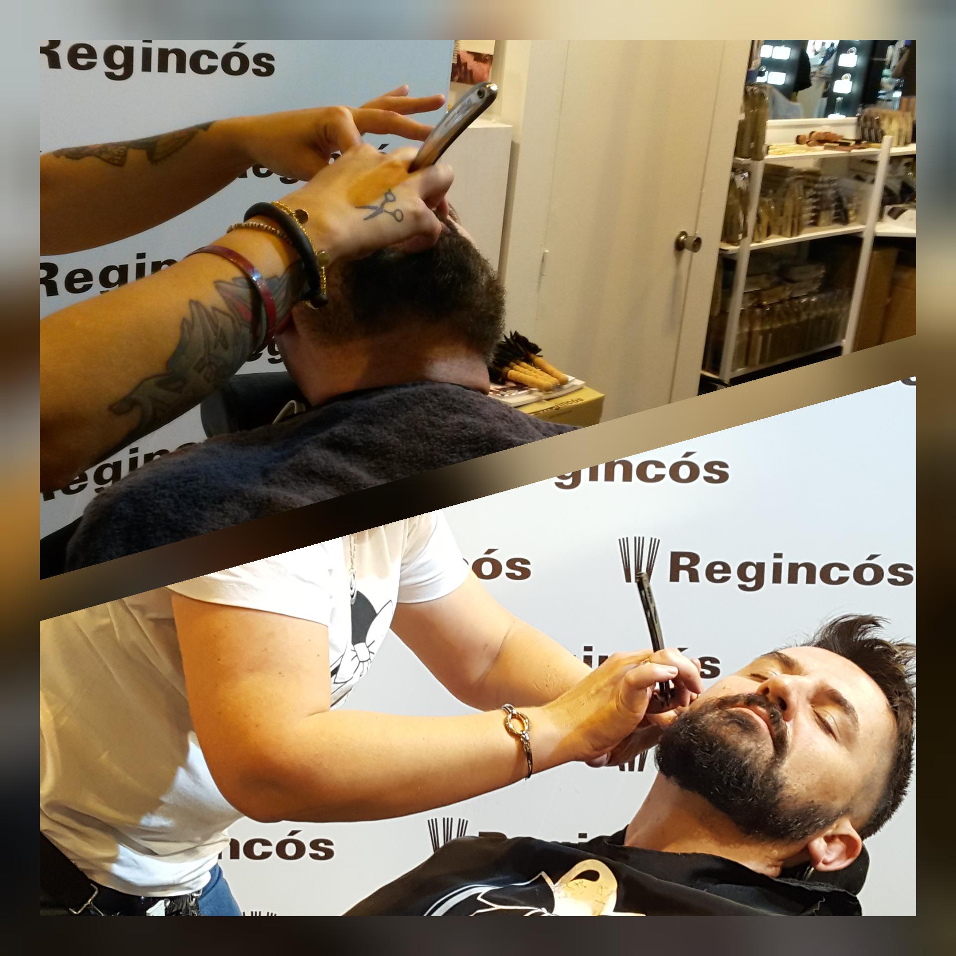 Corte pelo y barba Óscar y José Luís Bohemian