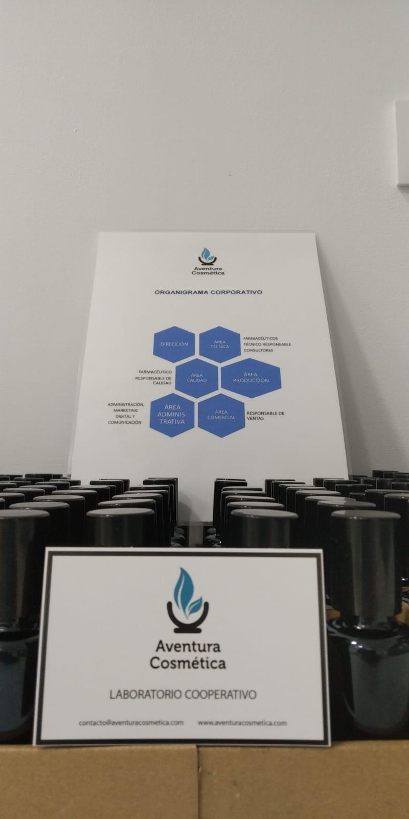 Laboratorio fabricacion a tercero cosmetica natural Aventuracosmetica