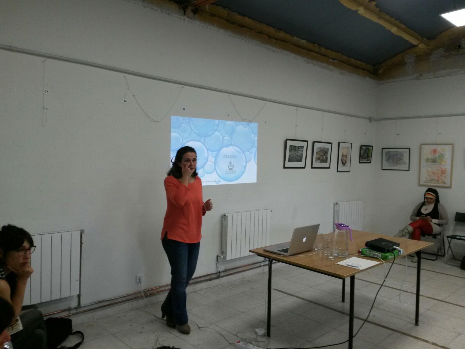 Maria Ossorio - Taller Reas