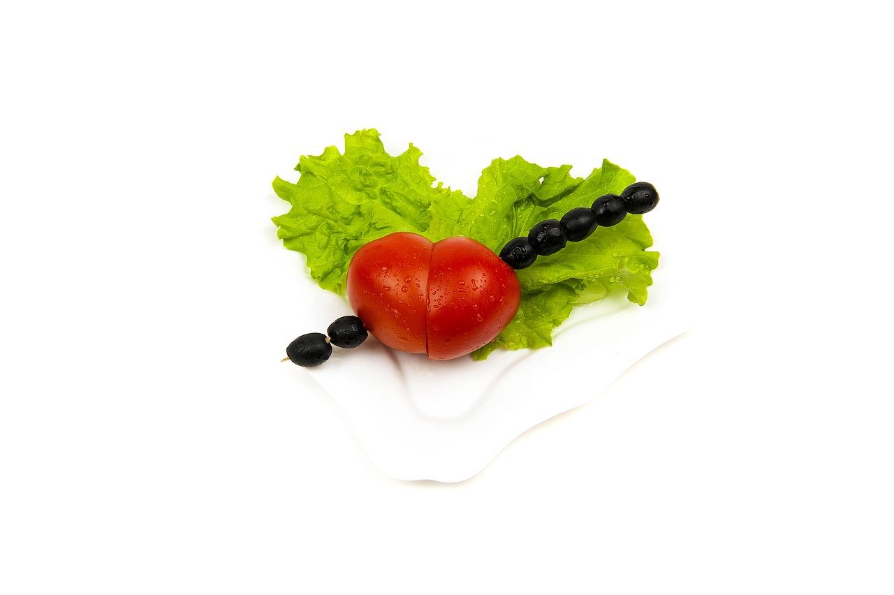 Corazon alimentacion saludable aventuracosmética